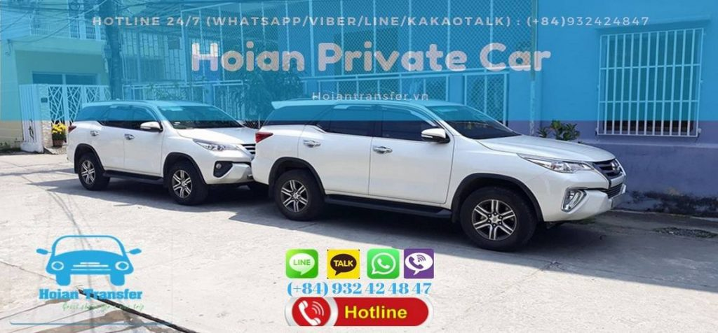 Taxi From Danang Airport To Hoi An