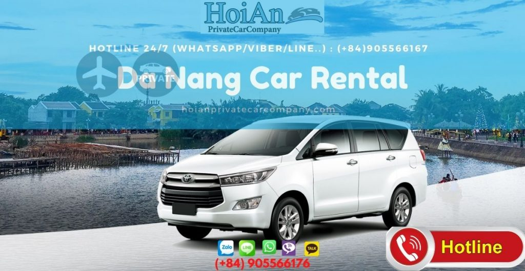 Private Car From Danang To Hoi An