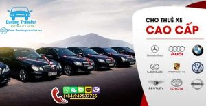Top 5 best quality Danang car rental