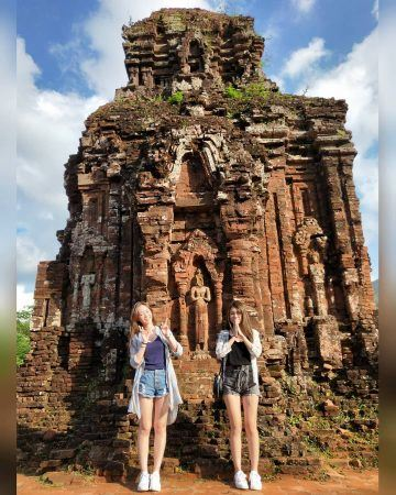 H oi An To My Son Sanctuary By Car Only 26 USD