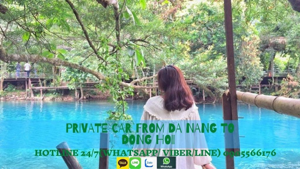 Private Car From Danang To Dong Hoi