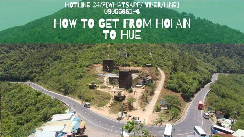 How To Get From Hoi An To Hue