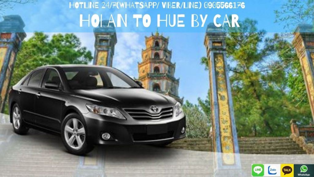 Private Car From Hoi An To Hue