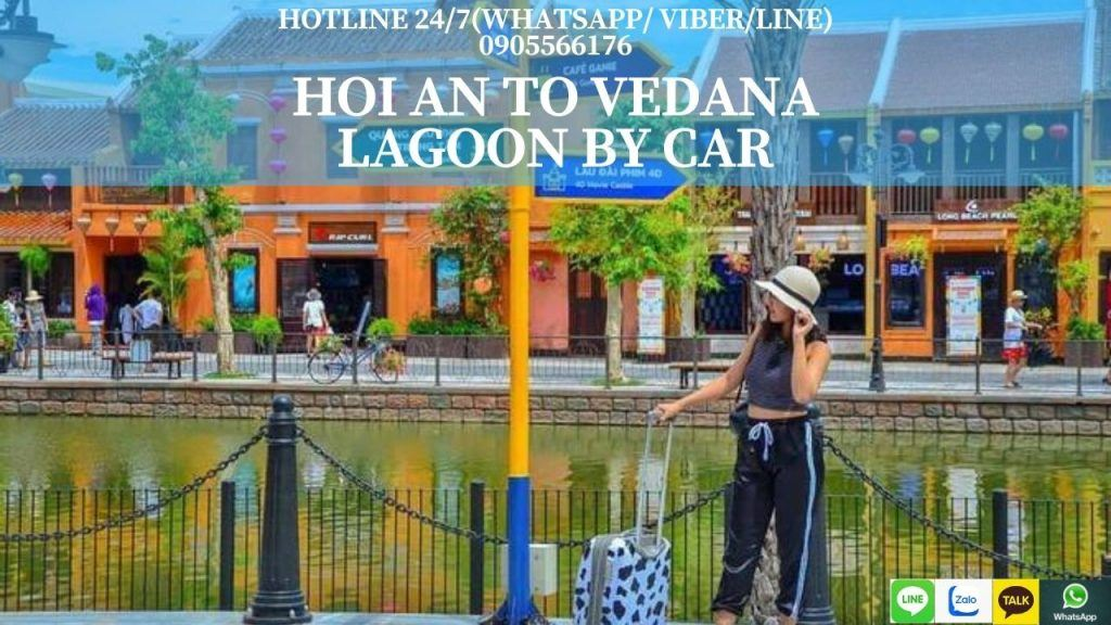 Private Car From Hoi An To Vedana Lagoon