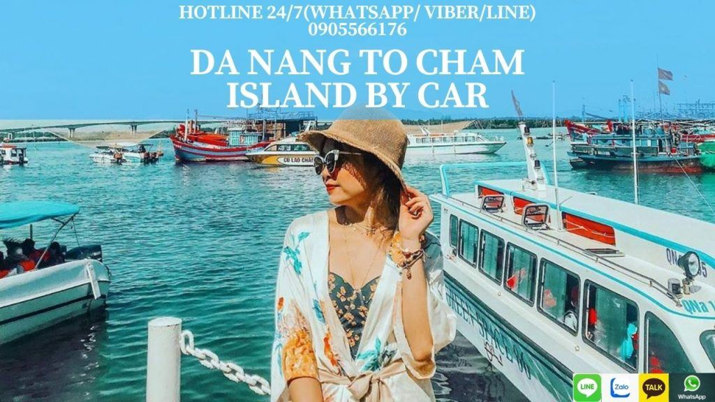 Private Car From Danang To Cham Island