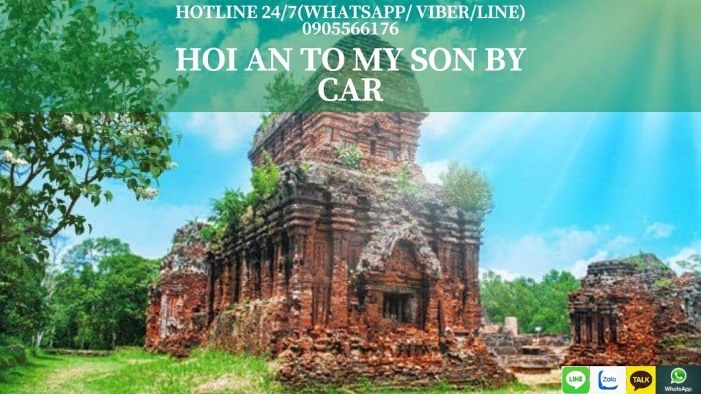 Private Car From Hoi An To My Son Sanctuary