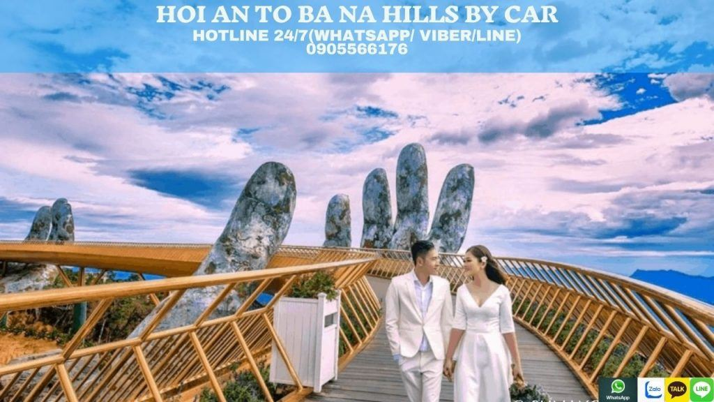 Private Car From Hoi An To Ba Na Hills