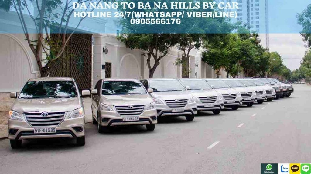 Private Car From Danang To Ba Na Hills
